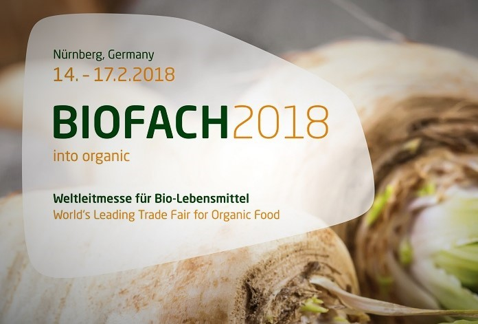 BIOFACH 2018 – WORLD´S LEADING TRADE FAIR FOR ORGANIC FOOD